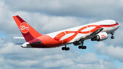 N881YV - Boeing 767-241(ER)(BDSF) - 21 Air (Dynamic Airways)