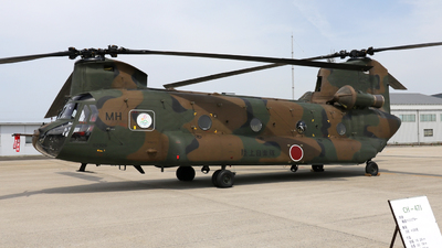 52926 - Kawasaki CH-47J Chinook - Japan - Ground Self Defence Force (JGSDF)