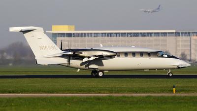 N165SL - Piaggio P-180 Avanti - Private