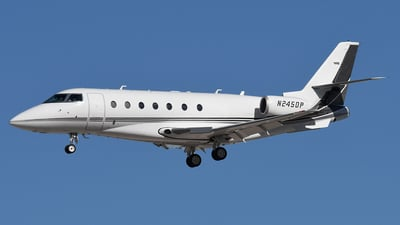 N245DP - Gulfstream G200 - Private
