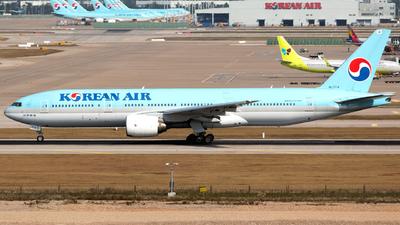 A picture of HL7714 - Boeing 7772B5(ER) - Korean Air - © Min Jun Kim