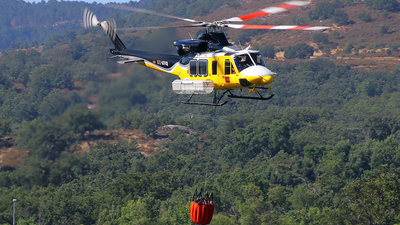 EC-MVQ - Bell 412EP - Airworks Helicopters