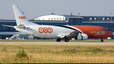 OO-TNO - Boeing 737-49R(SF) - TNT Airways