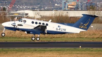 A picture of GFLYK - Beech B200 Super King Air -  - © Ethan Allen