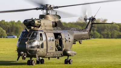 XW212 - Westland Puma HC.2 - United Kingdom - Royal Air Force (RAF)