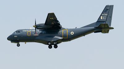 04-053 - CASA CN-235M-200 - Pakistan - Air Force