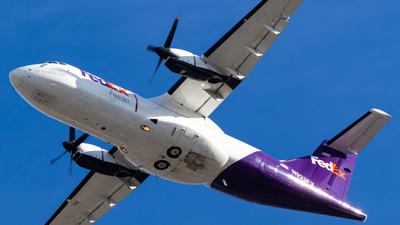 N923FX - ATR 42-300(F) - FedEx Feeder (Empire Airlines)