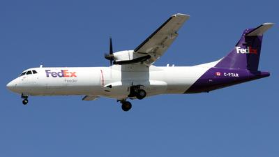 C-FTAR - ATR 72-202(F) - Fedex Feeder (Morningstar Air Express)