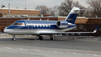 N302PC - Canadair CL-600-1A11 Challenger 600 - Private