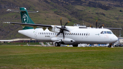 ZK-MCO - ATR 72-212A(500) - Air Chathams