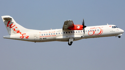 PK-WHG - ATR 72-212A(600) - Wings Air