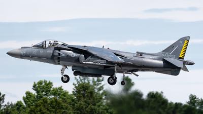 165593 - McDonnell Douglas AV-8B+ Harrier II - United States - US Marine Corps (USMC)