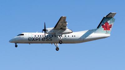 C-FACV - Bombardier Dash 8-311 - Air Canada Express (Jazz Aviation)