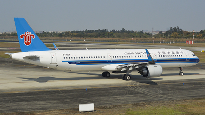 B-306K - Airbus A321-253N - China Southern Airlines