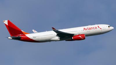 A picture of N968AV - Airbus A330243 - Avianca - © Juan Manuel Temoche - SPJC Spotter