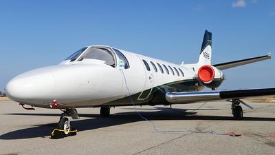 N568B - Cessna 560 Citation Ultra - Private