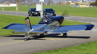 HB-YXA - Vans RV-8 - Private