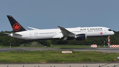 C-FVLQ - Boeing 787-9 Dreamliner - Air Canada