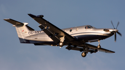 CC-ANY - Pilatus PC-12/47E - Aerocardal