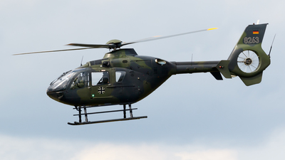 82-63 - Eurocopter EC 135T1 - Germany - Army