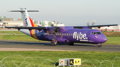 EI-REM - ATR 72-212A(500) - Flybe (Stobart Air)