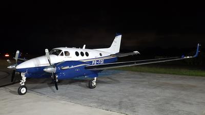 PR-FGE - Beechcraft C90GTi King Air - Alljet Táxi Aéreo