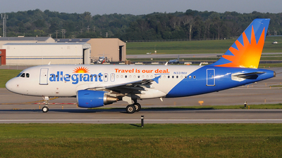 N331NV - Airbus A319-111 - Allegiant Air