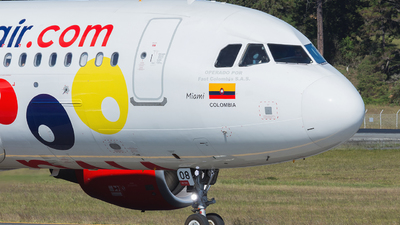 HK-5308 - Airbus A320-214 - Viva Air Colombia