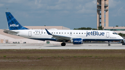 N266JB - Embraer 190-100IGW - jetBlue Airways