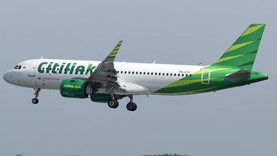 A picture of PKGTC - Airbus A320251N - Citilink - © Cahyadi H Prabowo