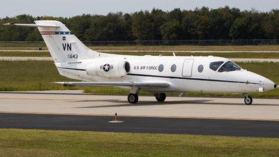 93-0643 - Beechcraft T-1A Jayhawk - United States - US Air Force (USAF)