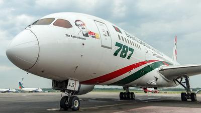 A picture of S2AJS - Boeing 7878 Dreamliner - Biman Bangladesh Airlines - © karib ahmed