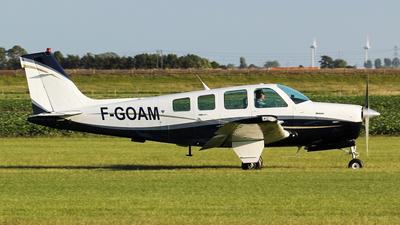 A picture of FGOAM - Beech A36 Bonanza - [E2427] - © Kees Marijs