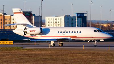 N89RP - Dassault Falcon 2000EX - Private