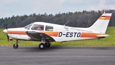 D-ESTO - Piper PA-28-161 Cadet - Private