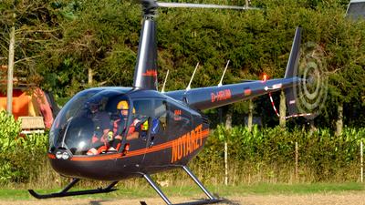 D-HRUM - Robinson R44 Raven II - Heli-Flight