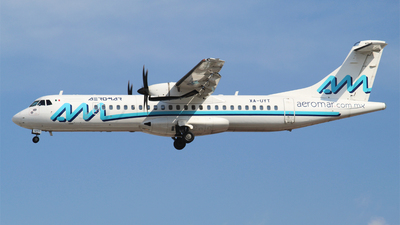 XA-UYT - ATR 72-212A(600) - Aeromar