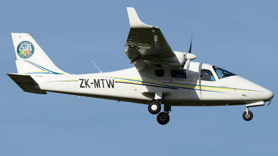 ZK-MTW - Tecnam P2006T - New Zealand Airline Academy