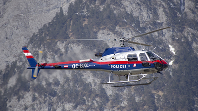 OE-BXL - Aérospatiale AS 350B3 Ecureuil - Austria - Ministry of Interior