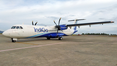 A picture of VTIYY - ATR 72600 - IndiGo - © Shamal (Sha Creations)
