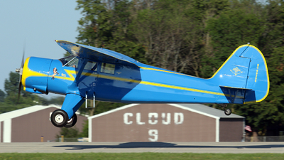 NC69398 - Stinson V-77 Reliant - Private