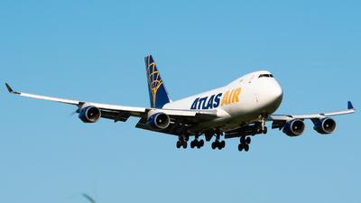 N477MC - Boeing 747-47UF(SCD) - Atlas Air