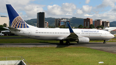 N26215 - Boeing 737-824 - Continental Airlines