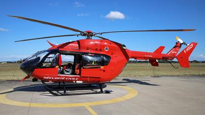 F-HSOF - Eurocopter EC 145 - France - Sécurité Civile