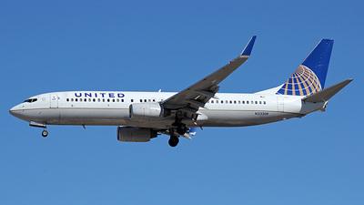 N33209 - Boeing 737-824 - United Airlines