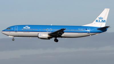 PH-BTF - Boeing 737-406 - KLM Royal Dutch Airlines