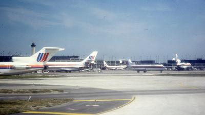 KORD - Airport - Ramp