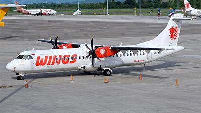 PK-WFK - ATR 72-212A(500) - Wings Air