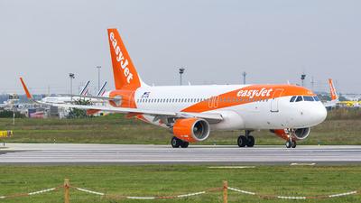 OE-ICW - Airbus A320-214 - easyJet Europe
