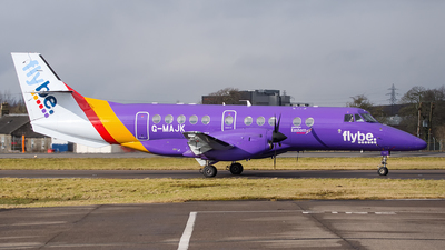 G-MAJK - British Aerospace Jetstream 41 - Flybe (Eastern Airways)